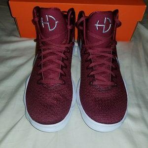 43bf717de36a52 ... italy nike shoes nike womens hyperdunk basketball shoes burgundy f4453  1723a